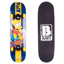 скеиборд Bart Simpson Skateboard
