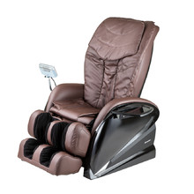 Massage chair inSPORTline Sallieri - тъмно кафяв